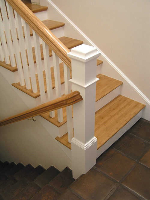 Railings And Stairs Two Tone Craftsman